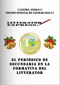 Periódico Edición Especial Navidad